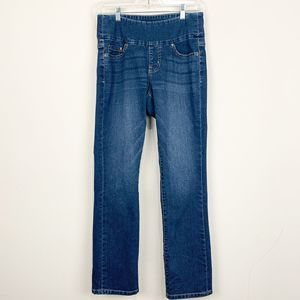 Jag Jeans High Rise Straight Leg 4P